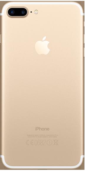 Apple iPhone 7 Plus 32GB Gold | Smartphones | Phones | Shop